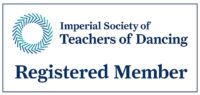 Imperial Society of Teachers of Dancing logo